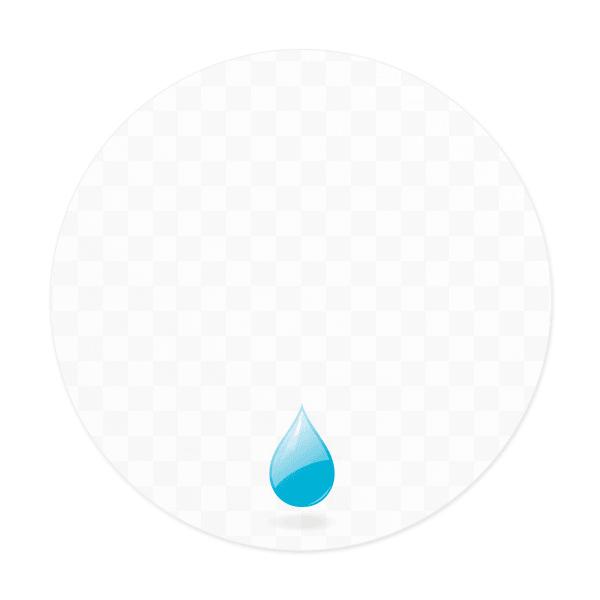 Round Window Stickers
