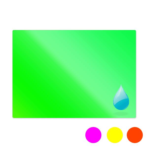 Rectangular Fluorescent Labels