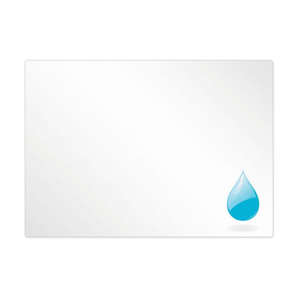 Rectangular Waterproof Labels