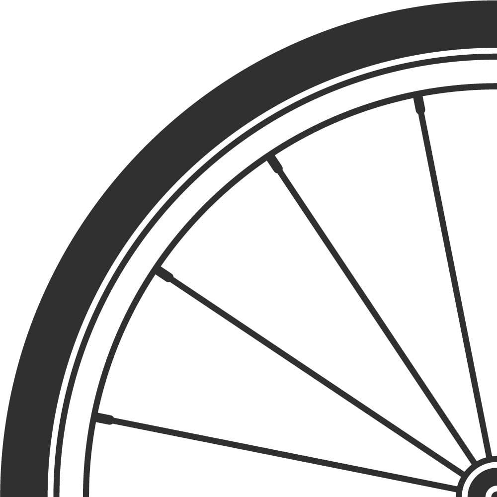 Bicycle Road Tyre Customised